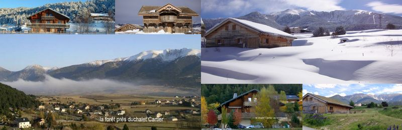 Chalet rental, self catering  for 4,5,6 people near the ski resorts in the PYRENEUS Font Romeu and les Angles